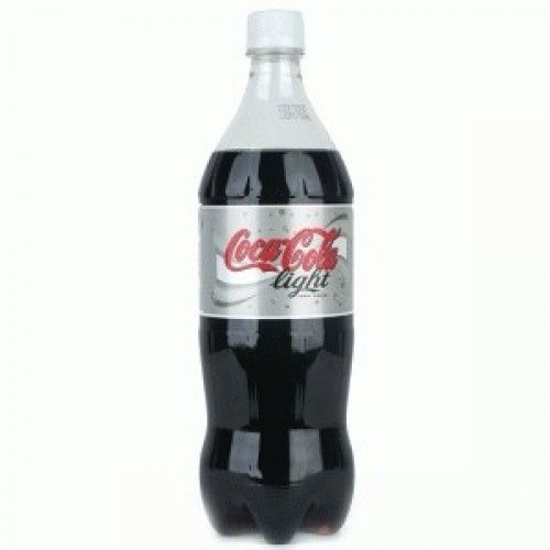 Coca-Cola Light carbonated water