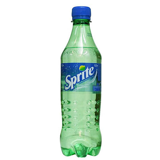 Sprite carbonated water